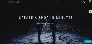 ShopIsle PRO v2.2.56- Modern WordPress theme for online shops