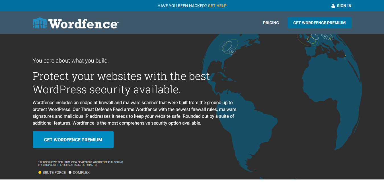 Wordfence Security Premium Plugin 7.5.2 – Firewall & Malware Scan