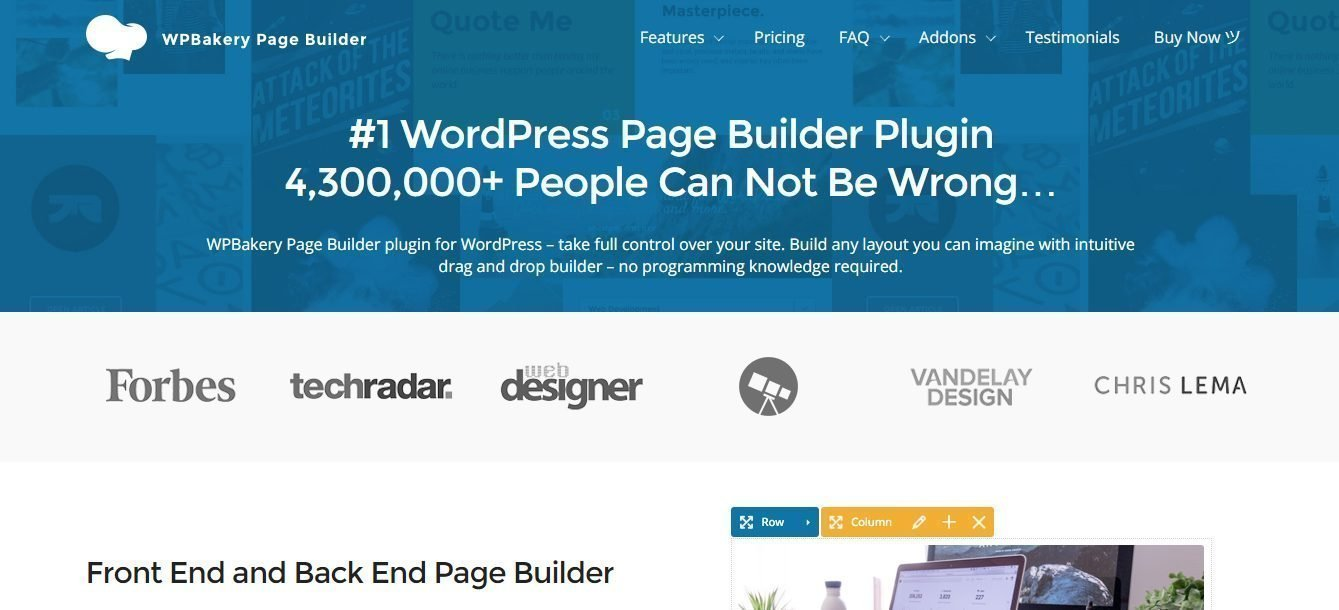 WPBakery Page Builder for WordPress- Visual Composer 6.6.0