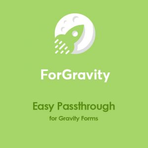ForGravity – Easy Passthrough for Gravity Forms 1.4.5