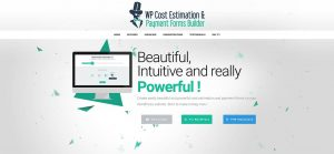 GPL free GPL WP Cost Estimation & Payment Forms Builder 10.1.0