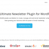download free gpl nulled Mailster The Best Email Newsletter Plugin for WordPress