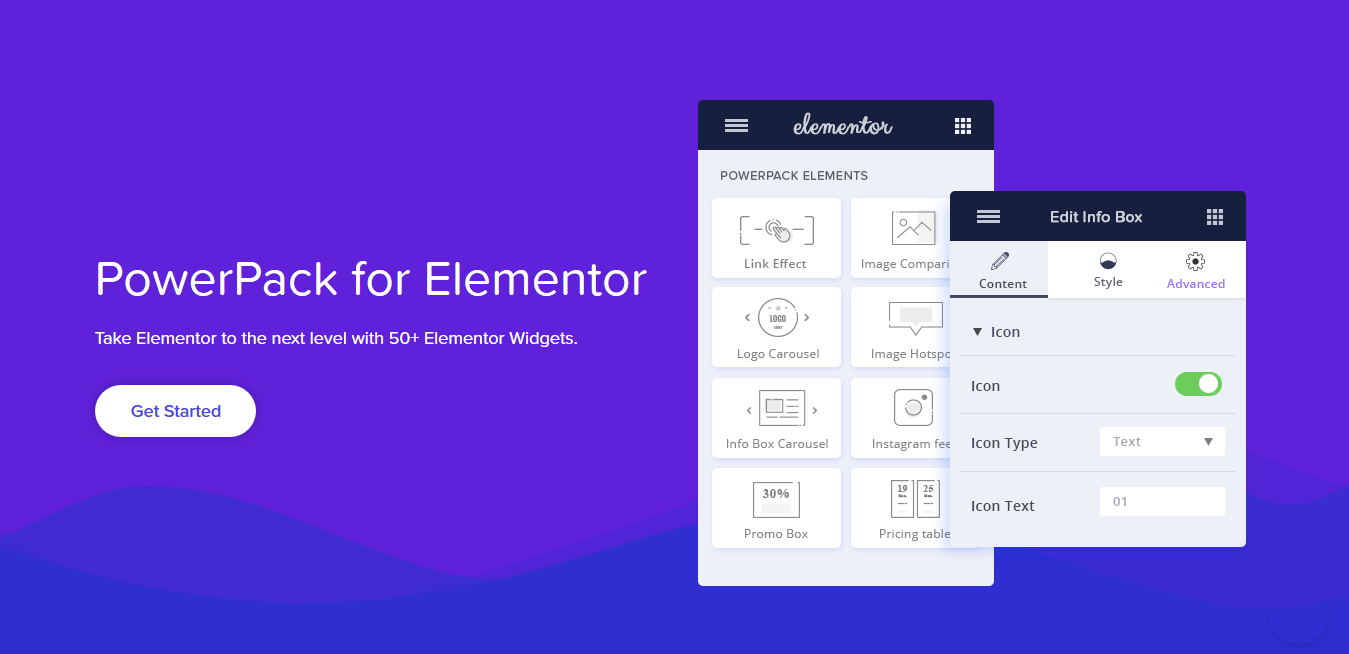 download free gpl nulled PowerPack Elements - Custom Widgets for Elementor Plugin