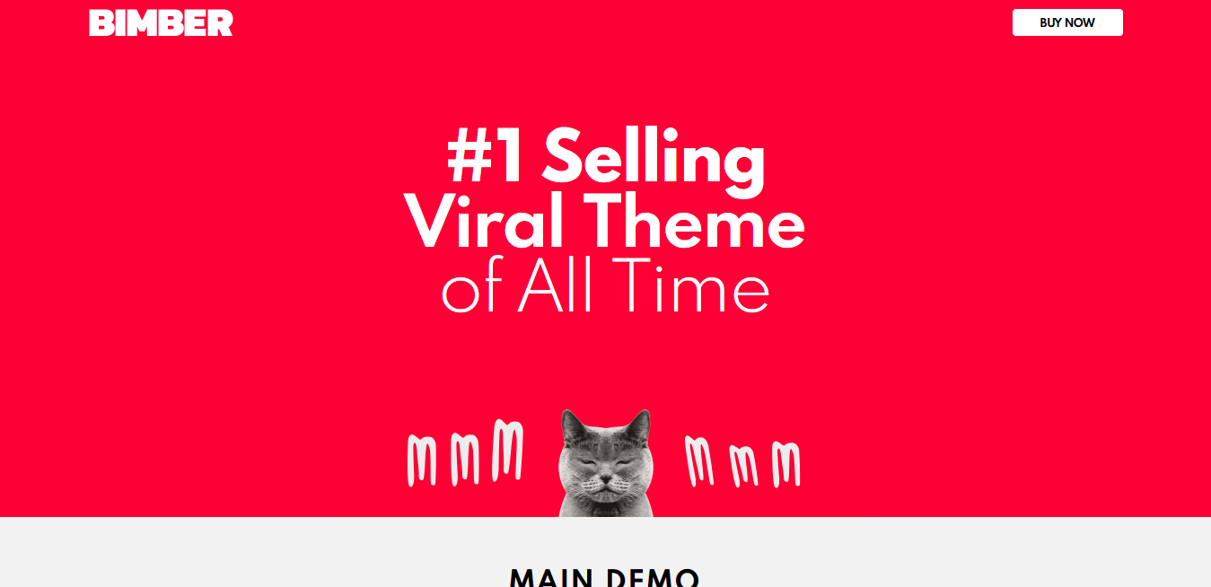 Bimber 9.0.2  – #1 Selling Viral Magazine WordPress Theme