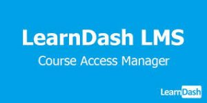 Nulled learndash course access manager download free gpl