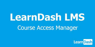 learndash course access manager download free gpl