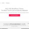 nulled gpl cracked download KALLYAS WordPress Theme.