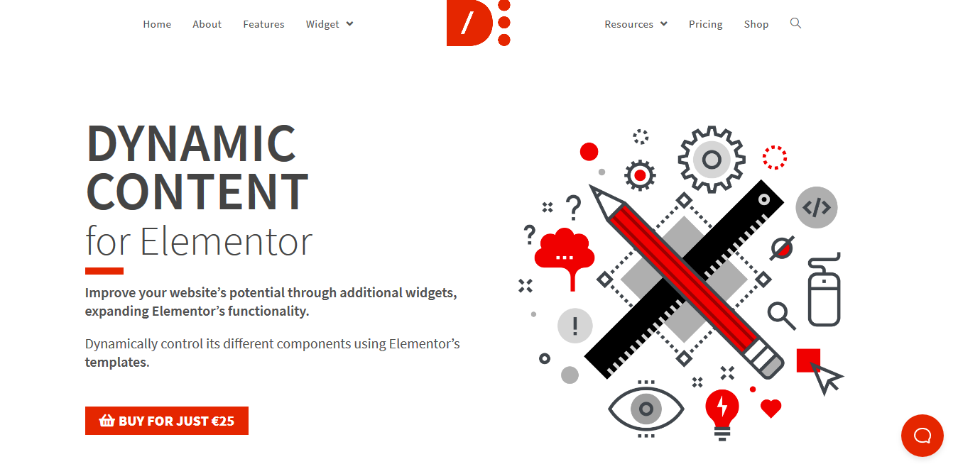Dynamic Content for Elementor 1.12.1 – Most Advanced Widgets for Elementor