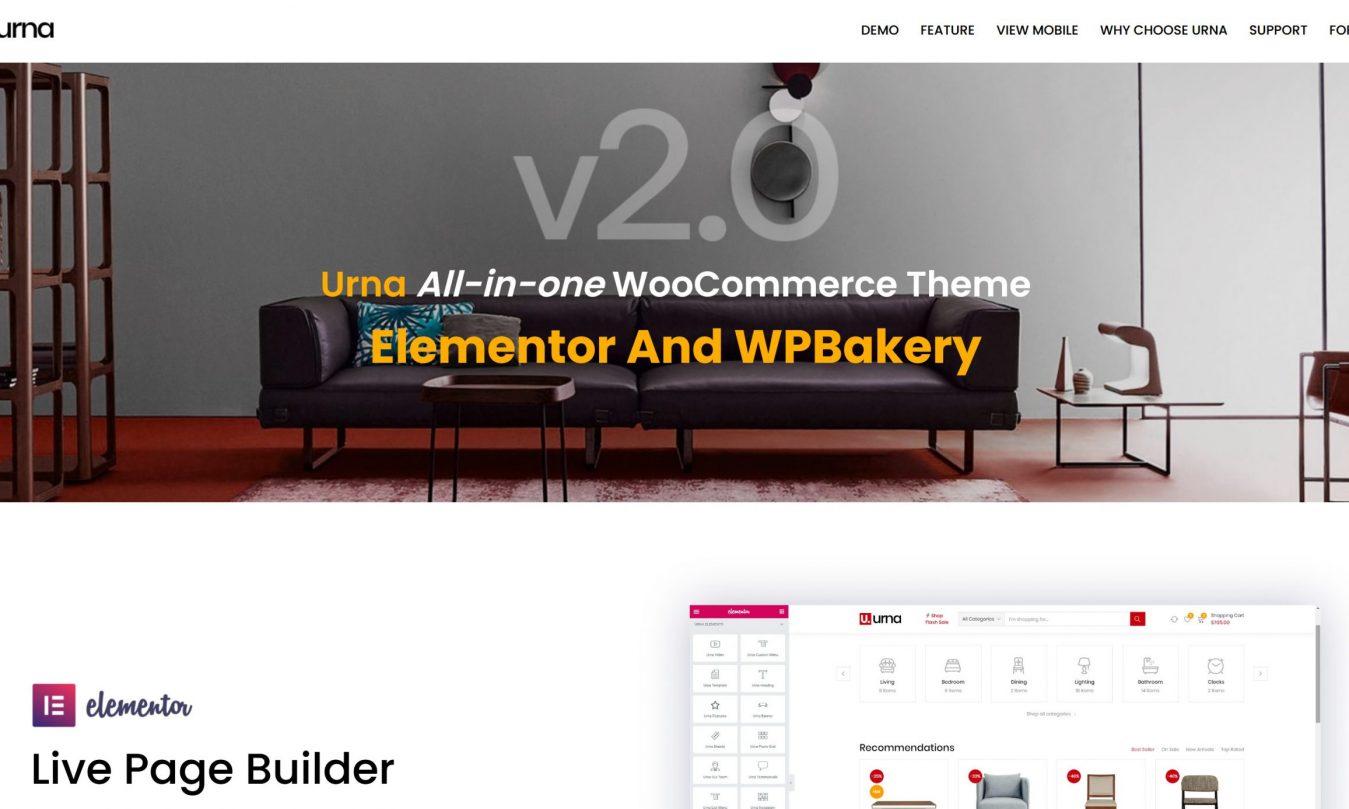 GPL free GPL Urna WooCommerce Theme 2.3.8 [Active License Key]